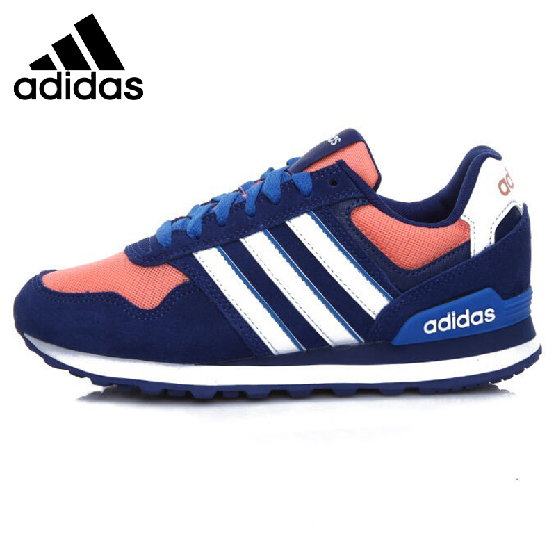 Original New Arrival  Adidas NEO Cloudfoam Women's  Skateboarding Shoes Sneakers цена и фото