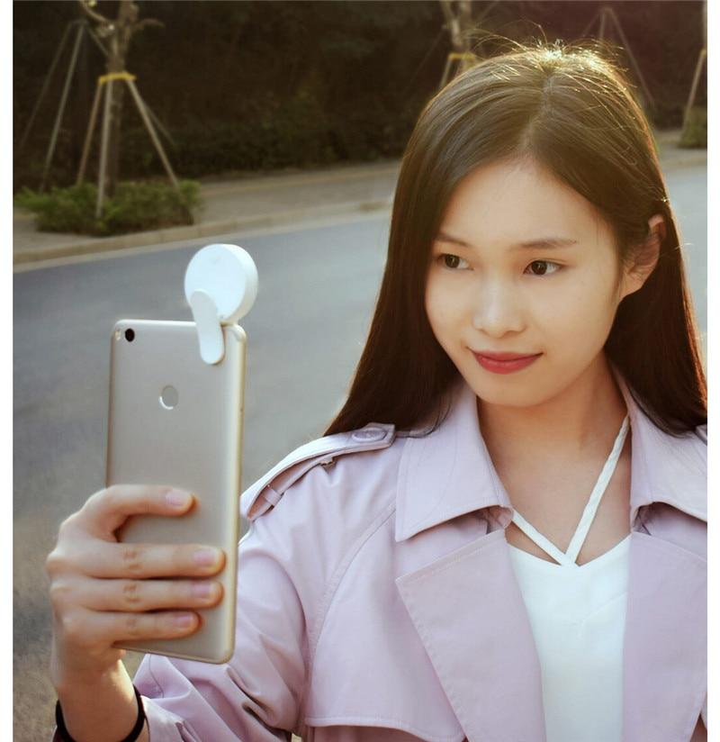 Original Xiaomi Mijia Yuemi Fill Led Light ( Mobile Phone Selfies ) For Xiaomi Smart Home Three Dimming  Minimalist Design (9)
