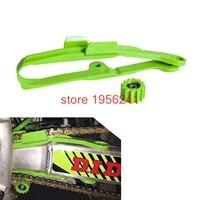 Chain Slider Guard Kit For Kawasaki KX250F KX450F 2006 2011 2012 2013 2014 2015