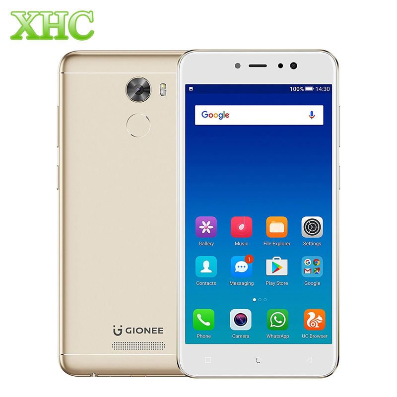 LTE 4G Gionee A1 Lite RAM 3GB ROM 32GB 20.0MP 13.0MP Mobile Phone 5.3inch Android 7.0, MTK6753V/WA Octa Core Dual SIM Smartphone