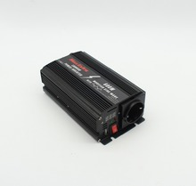 600W WATT DC 12V to AC 220V modified sine wave Portable Car Power Inverter Adapater Charger Converter Transformer off grid pure sine wave solar inverter 24v 220v 2500w car power inverter 12v dc to 100v 120v 240v ac converter power supply