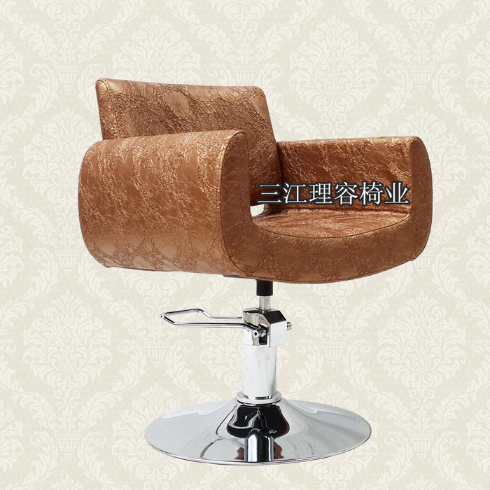 Hairdressing Salon Chair European-style Beauty-care Chair Bed New Haircut Shampoo Chair Chair S006 Haircut