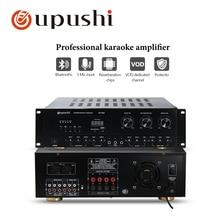 Professional Home Theater Karaoke Surround Sound System AV760+KS818 Family Background Music