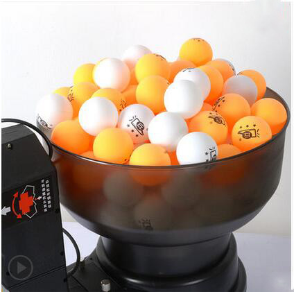 Automatic ball machine 36 spins Ping Pong Table Tennis Robots Ball Machines