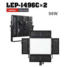 Falconeyes LEP-1496C 90W 1496 photo lights CRI95 Camera Photo LED Video Light 2pcs/lot DHL free shipping стоимость