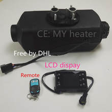 Remote control+(5000W 12V) webasto diesel heater for RV boat ship car truck bus caravan-replace eberspacher D4, Webasto at 5000.(China)