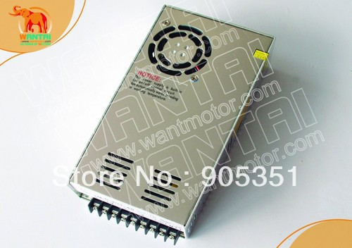Power Supply for Stepper motor & Driver , 350W ,36VDC,9.73A,match with Nema 23 wantai stepper motor