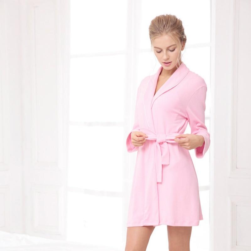 Housing Bathrobe Badjas Robe De Nuit Sexy Lingerie Robe De Chambre Femmes Nuit Women Sleepwear Clothing