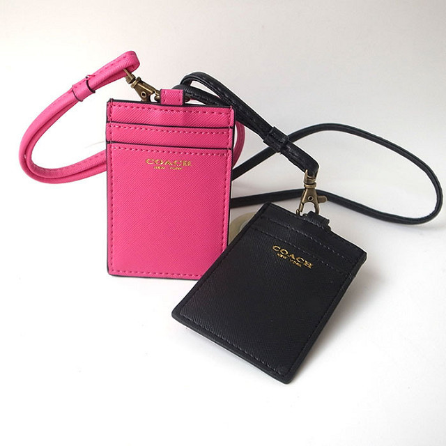 2017 Upscale Id Card Holder Lanyard Leather Luxury Fashion Brands Free Shipping In Holders From Luggage Bags On