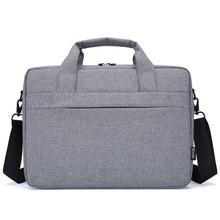 15,6 дюймов Большая вместительная сумка на молнии для ноутбука Водонепроницаемый дорожный портфель бизнес Большая вместительная сумка на молнии для ноутбука Повседневная W