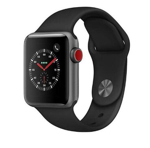 Black case Smart Watch Series 4 Sport Smartwatch Clock for apple iphone 5 6 6s 7 8 X plus for samsung Smart Watch honor 3 sony 2