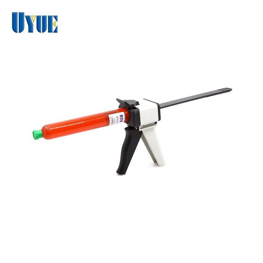 UYUE UV Glue Gun LOCA Liquido Optical Adesivo Trasparente Pistola di Colla