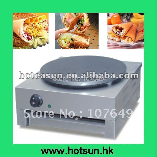 One Head 220V Electric Crepes Pan