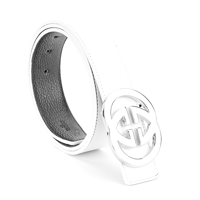 2017 New Luxury Brand Double G Designer Belts Men High Quality Male Women Genuine Real Leather GG Buckle Strap for Jeans