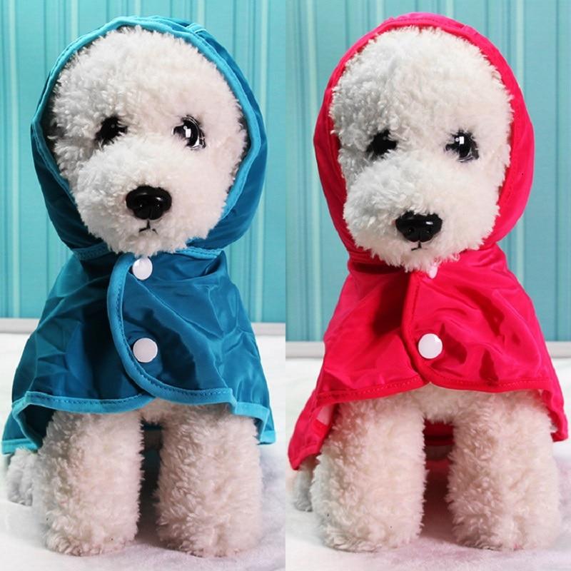 Mode huisdier regenjas voor kleine honden van hoge kwaliteit hond - Producten voor huisdieren