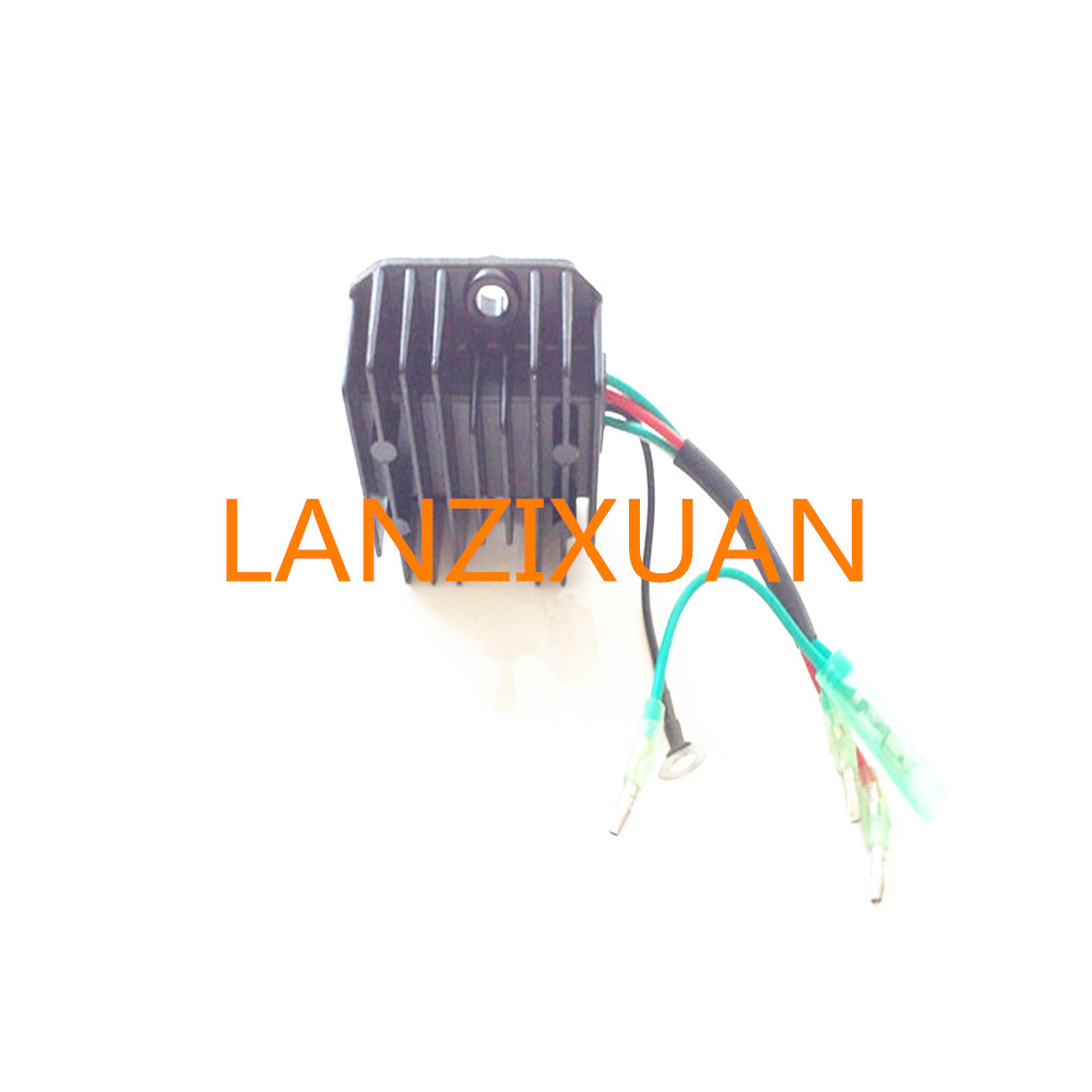 Realistic Outboard Engine T85-05030300 Boat Motor Rectifier & Regulator Assy For Parsun Hdx F15a F20a T75 T85 T90 Boat Parts & Accessories Automobiles & Motorcycles