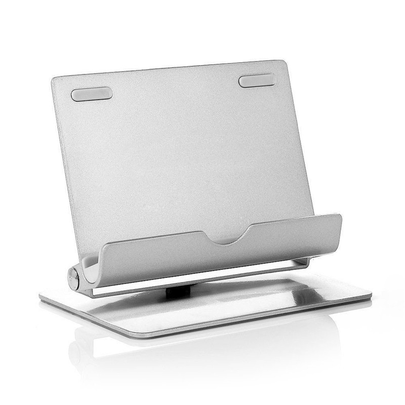 Tablet PC & Mobile Phone Stand Holder 360 Degree Rotate Aluminum Alloy Desktop Lazy Support Folding Detachable Bracket For iPad