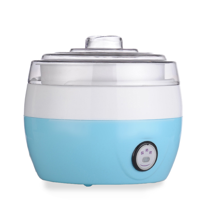 DIY Hot Lovely Practical Yogurt Machine Maker Automatic Stainless Steel Liner Household Home Tools HY99 JU01 the five generation of large capacity intelligent french fries without oil electric deep fryers