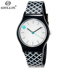 WILLIS Student Watches Fashion Women Clover Dial Water Resis