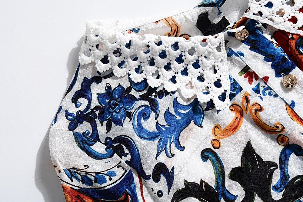 Femmes Marque Supérieure D03285 De Nouvelle Qualité Robe Mode Européenne 2019 Design Célèbre Printemps Style Luxe Partie shCQdrBxt