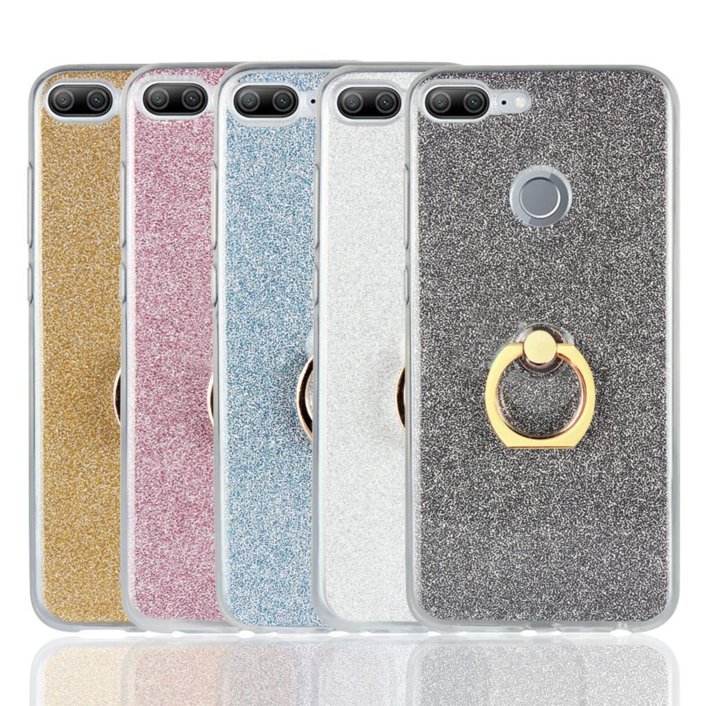 Bling Glitter Case sFor Lenovo K6 K6 Power Cases Silicone Covers For Lenovo Vibe K5 K5 Plus K3 Note K8 Plus P2 Bumper Fundas in Fitted Cases from Cellphones Telecommunications