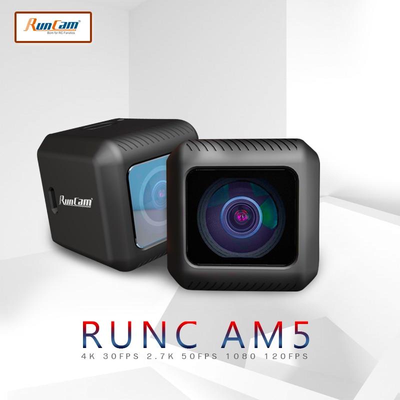 RunCam 5 Best 4K Camera DC5 15V SONY IMX377 12MP Sensor FPV camera NTSC PAL Switchable