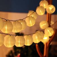 Solar Globe 30 LED Ball String Lights Solar Powered Christmas Light Patio Lights Lighting For Home