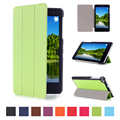 Для Huawei MediaPad T1 7.0 T1-701u Case T1-701 Магнитный Case Tablet PU Кожаный Снаряд Tri-fold Стенд Обложка + Стилус