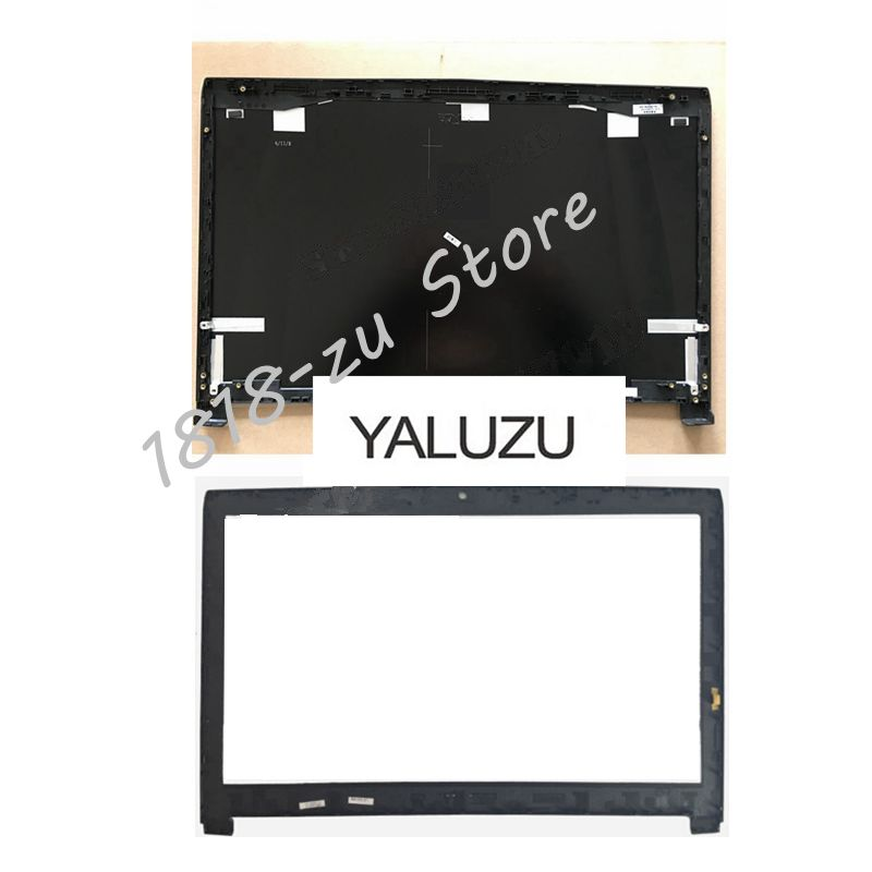 YALUZU NEW cover case For MSI GE72 2QD APACHE PRO MS-1792 SERIES LCD BACK COVER Black/LCD Bezel Cover