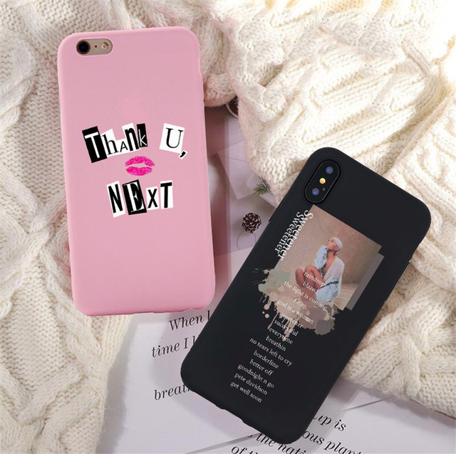 ARIANA GRANDE IPHONE CASE (24 VARIAN)