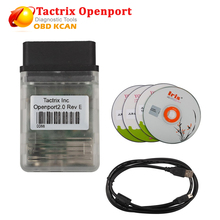2020 고품질 Tactrix Openport 2.0 ECU 칩 튜닝 툴 (ECU 플래시 케이블 포함) 오픈 포트 2.0 ECU 플래시 툴 (모든 SW 포함)