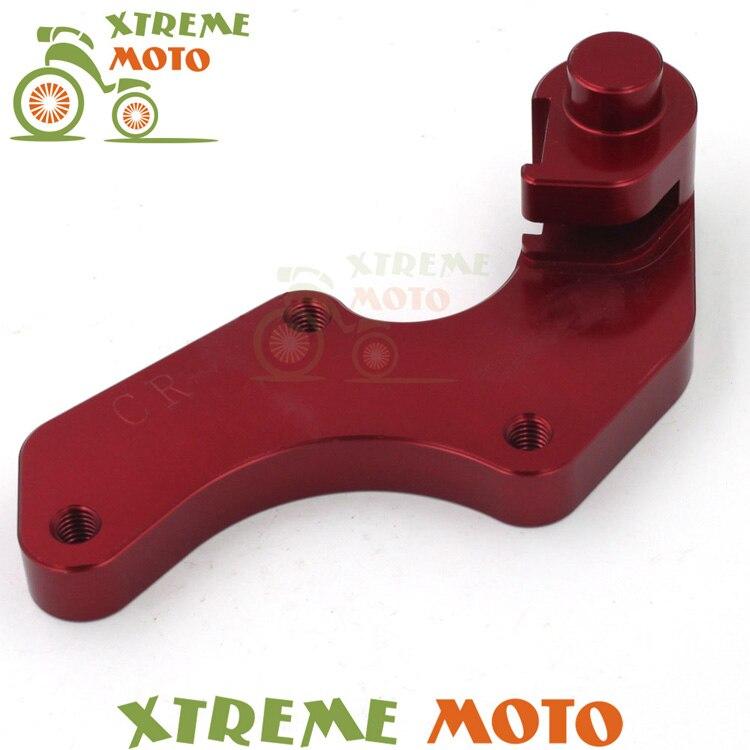 Brake Caliper Adapter Bracket For Honda CR125E 125R 250E 250R CRE250F 250X CRF250R 250X 450R 450X