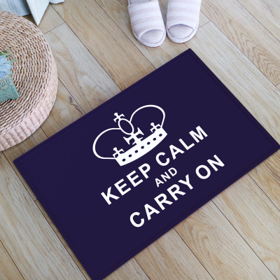 carpet letters. home bedroom carpet blue crown keep calm letter hall carpets children play door rugs letters n