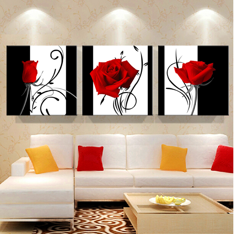 buy 3 free shipping cheap red roses