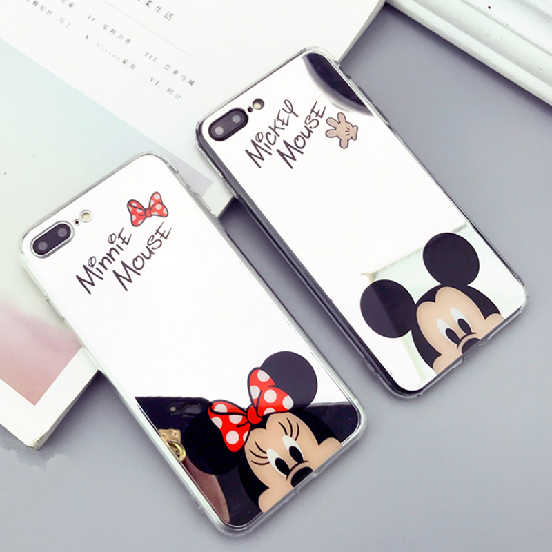 Coque Minnie Iphone  Plus