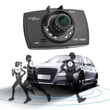 V300 Full HD 1280*1080P 2.4 Inch TFT LCD Display Car DVR Dash Camera 140 degree Wide Angle Recorder G-sensor Motion Detection цена и фото