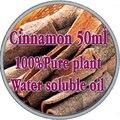 100% pure plant water soluble essential масло коричное масло Ароматерапия ванна, посвященный подтягивают кожу, Успокоить пищеварительный тракт
