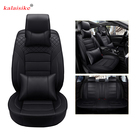kalaisike leather universal car seat covers for Great Wall all models Tengyi M4 C30 C50 M2 Hover H2 H5 H6 H7 H1 H8 car styling