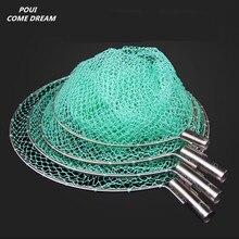 strong nylon line diameter 20cm-40cm  landing net of head fishing network turck dipneting tool