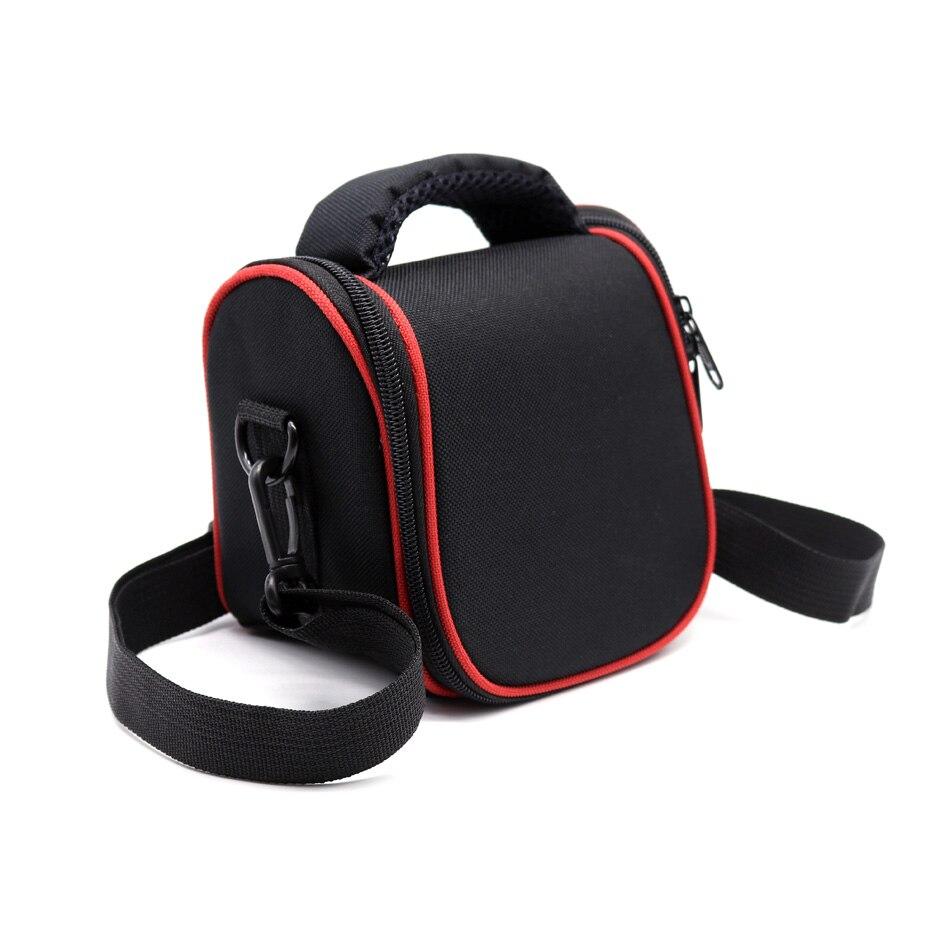 Micro Single Camera Bag Case for Nikon COOLPIX 1 J5 J4 J3 J2 J1 A P7800 P7100 P7000 L120 L330 L340 V1 V2 V3 10-100/10-30mm Lens