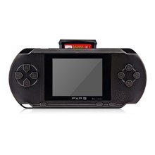 EDAL Fashion Good Gift For Children 2.7inch LCD Rechargeable PSP PVP Game Console Retro Megadrive 16 Bit 150+ Games