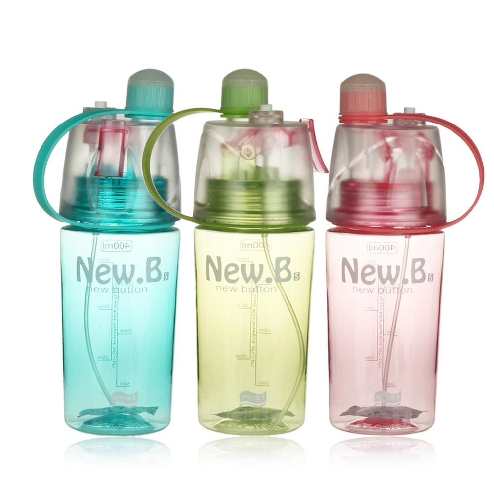 Water Bottle Nozzle: PURANKA Tritan Plastic Water Bottle With Nozzle For Tour