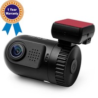 LCRTDS Mini 0801 Car Camera DashCam Dash Camera DVR HD Ambarella A2 Chip With GPS Mount