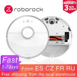 Roborock S50 S55 XIAOMI MIJIA 2 para Varrer a Poeira Em Casa Automático Esterilizar Robot Vacuum Cleaner Mop Lavagem Inteligente Planejado WI-FI