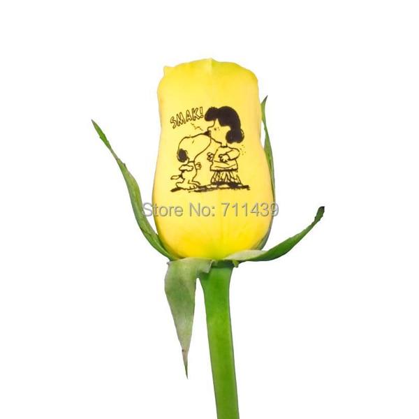 Gratis pengiriman Bunga printer 2019 BARU DIPERBARUI untuk toko bunga - Nail art - Foto 4