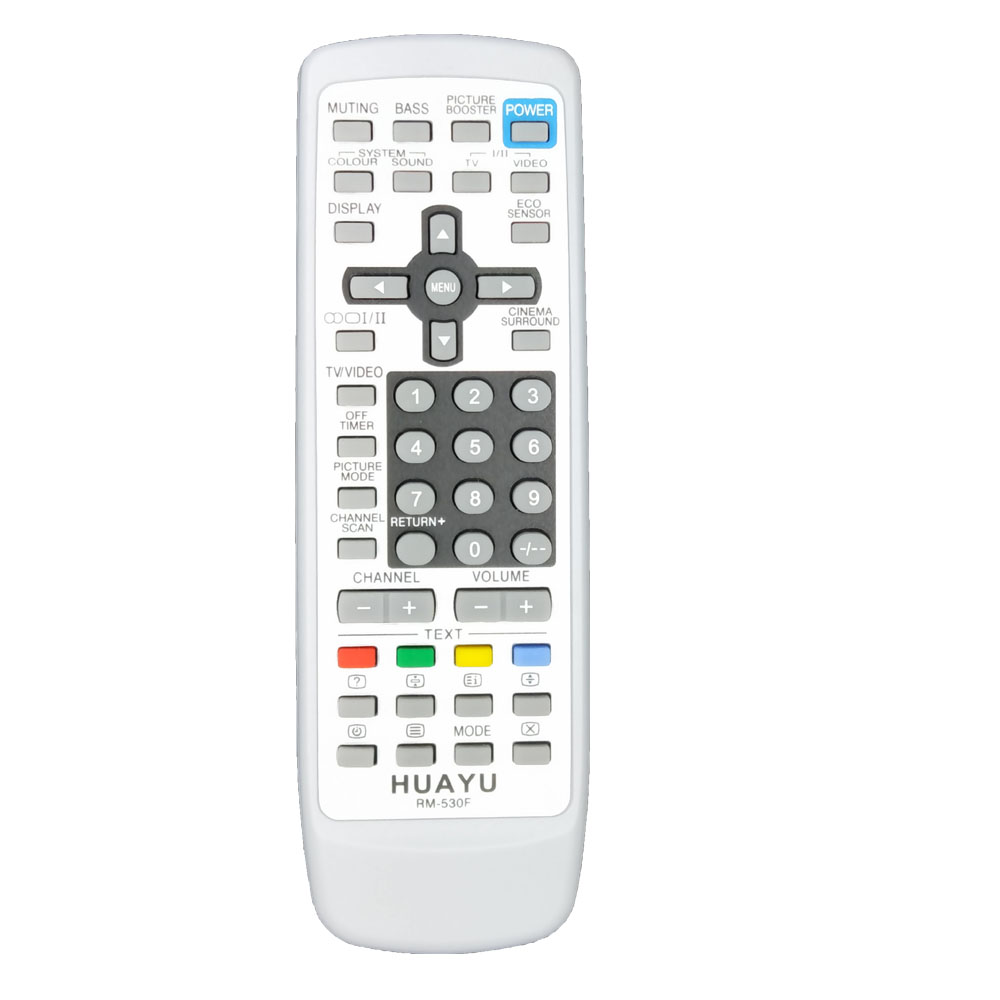Detail Feedback Questions about RM 530F Remote Control For