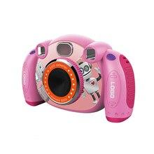 New Design 2 inches Cute Cartoon Anti slip Mini Digital Video Camera Birthday Gift Toys for Children with Recording