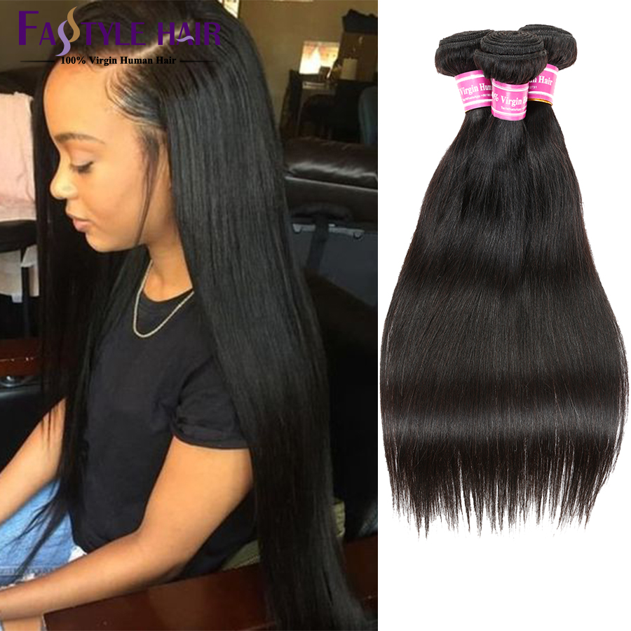 Aliexpress Hair Extensions 3PCS 300g Brazilian Virgin Hair
