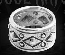 Heecharm 2019 модные для женщин мужской кольцо из стали Металл Красота и ювелирные изделия для мужчин wo мода подарок