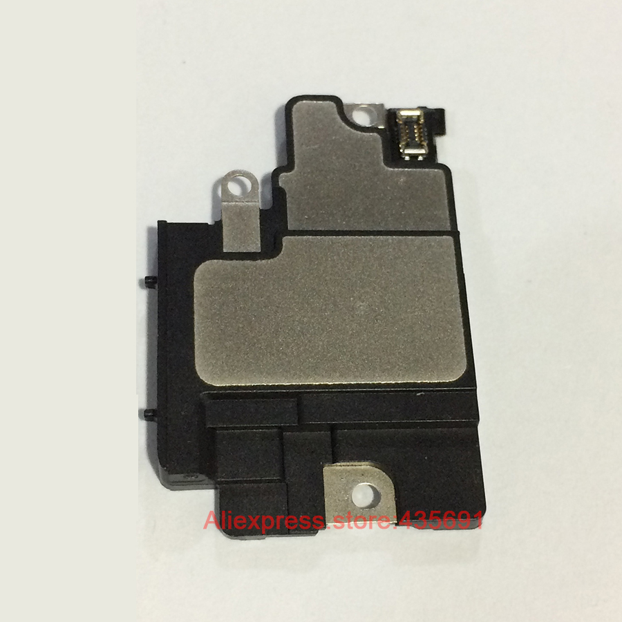 10Pcs For IPhone X Original Buzzer Loud Speaker Ringer Sound Replacement Parts Flex Cable Mobile Phone Accessories